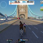 Zwift London Screenshot 1