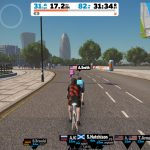 Zwift London Screenshot 2.