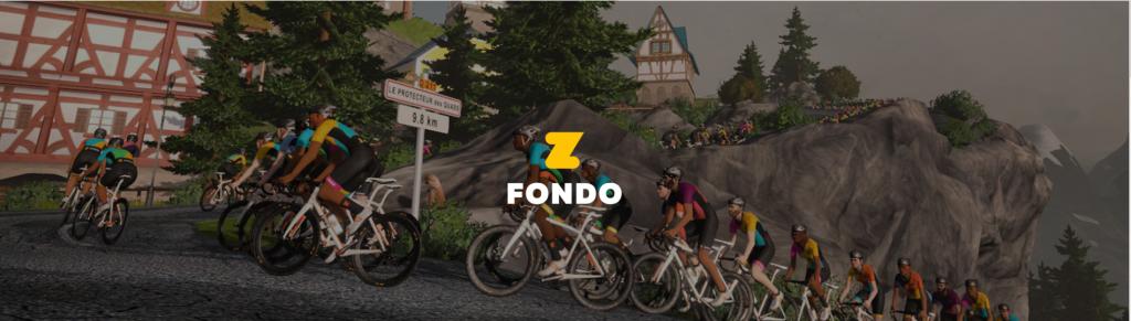 Zwift Fondo-Serie