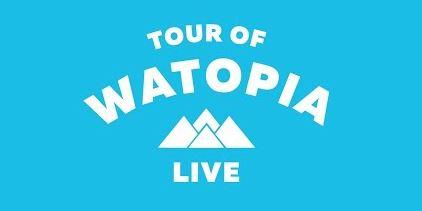 Tour of Watopia 2020 Live